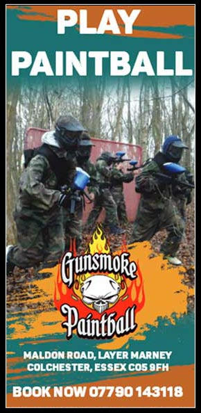 Play paintball call 07790 143118