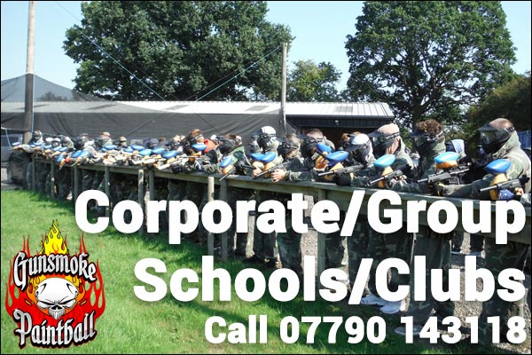 Large groups can be accommodated call 07790 143118 to discuss your requirements