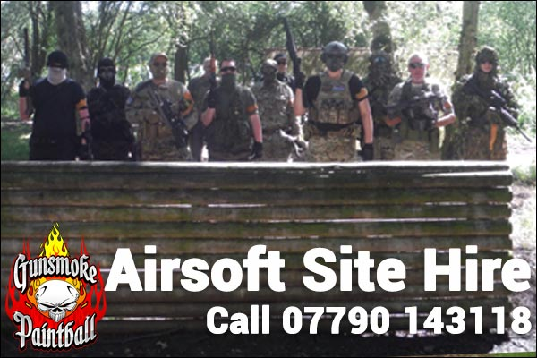 Airsoft Site Hire