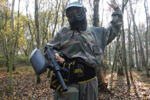 Low Impact Paintball at Gunsmoke Paintball