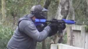 Play airsoft each 2nd Sunday every month
